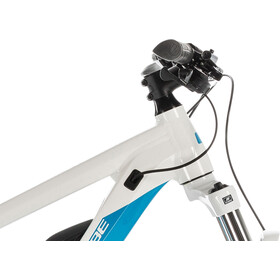 Cube Access Hybrid Pro 400 Kobiety, white'n'blue